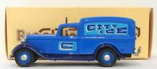 Brooklin 1/43 Scale BRK16 018B  - 1935 Dodge Van City Ice Delivery Blue