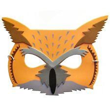Foam Long Eared Owl Mask - Childrens Animal Fancy Dress