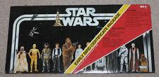 Hasbro Star Wars 30th Anniversary Early Bird Certificate Opened (Unused) Packet