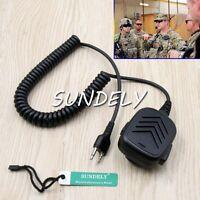 New! Hand Speaker Mic Midland 2/Two Way Radio Walkie Talkie -US STOCK