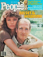 People Weekly May 1980 Paul Newman Jacqueline Bisset No Label Near Mint