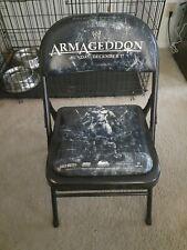 wwe championship wrestling chair