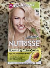 NEW! Garnier Nutrisse Haircolor Creme - 100 Chamomile Extra-Light Natural Blonde