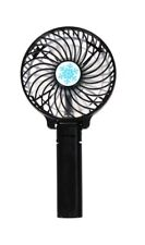Portable Fan 3 speed Hand-held / Desk Rechargeable with torch light