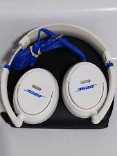 Bose SoundTrue On-Ear Wired Headphones Headband Headset Earphones White
