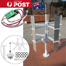 DC12V 10W Max 15W 5 Blades High-Efficient Small Domestic Wind Turbine Generator