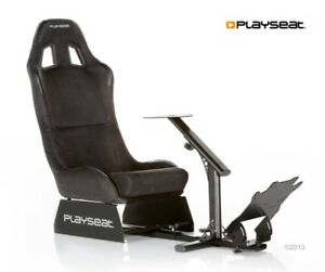 Playseat Alcantara with Improved Pedal Plate NEW