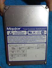 Hard disk drive Maxtor 7270AV 270mb, ok retrocomputer years 90