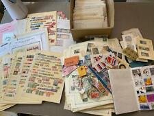 WORLD EXTENSIVE STAMPS COLLECTION - ACCUMULATION- EARLY TURKEY MINT, US & OTHER