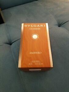 Bvlgari Le Gemme Ambero by Bvlgari 3.4 oz Eau De Parfum Spray for Men