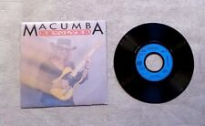 "DISQUE VINYL 45T 7"" SP / REVOLVER ""MACUMBA"" 1986 PROMO POP ROCK"
