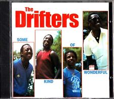 THE DRIFTERS- Some Kind Of Wonderful CD 2003 Best/Greatest Hits 14 Tracks
