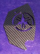 Yamaha 2006-15 R6 Carbon-Effect Sprocket Guard Cover 15 14 13 12 11 10 09 08 07