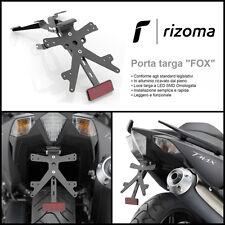 PLACA REGULABLE [RIZOMA] YAMAHA TMAX 530 (2012-2013-2014-2015-2016) PT213B
