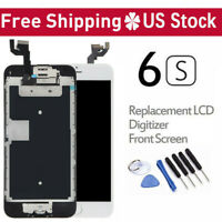 For iPhone 6S A1633 A1688 LCD Touch Screen Digitizer Complete Replacement Button