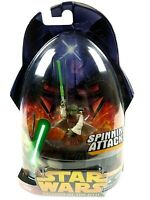 Hasbro Star Wars: Revenge of the Sith Yoda Spinning Attack Action Figure Sealed