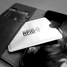 10+3 RFID Blocking Credit Card & Passport Protector Sleeve Shield Anti Theft