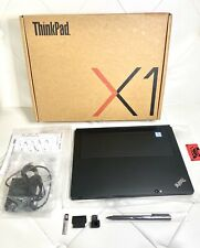 Lenovo ThinkPad X1 Tablet 12 IPS Touch w Active Pen 256GB SSD 8GB Windows 10