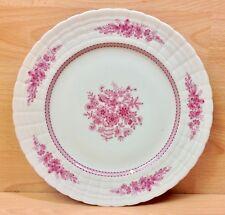 """Hutschenreuther """"Pink Bouquet"""" Pattern 10"""" Dinner Plate."""