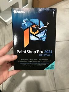 Corel PaintShop Pro 2021 Ultimate For Windows New !!!