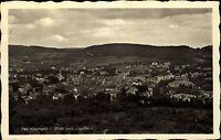 Bad Kissingen Bayern Unterfranken AK 1942 Panorama Stadt Wohnhäuser Landschaft