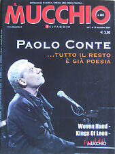 MUCCHIO 603 2004 Paolo Conte Woven Hand Kings Of Leon Goodmorningboy Hormiga
