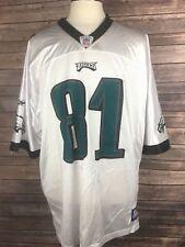 Reebok Onfield Philadelphia Eagles #81 Terrell Owens Football Jersey Sz 3XL NWT