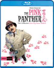 The Pink Panther Film Collection Starring Peter Sellers [New Blu-ray] Boxed Se