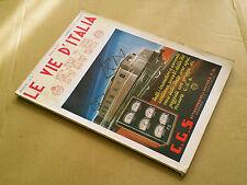 LE VIE D'ITALIA (TOURING CLUB) 2/1934: POLLENZO, ARDESIE LIGURI, FELTRE    5/17
