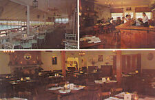 MARMORA , New Jersey , 1950-60s; Porch, Tavern & Dining Room of Tuckahoe Inn