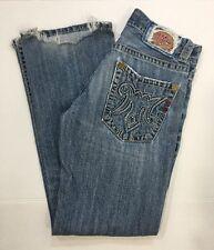 MEK Denim Jeans Men Size 29 x 32 Leisure En Route Button Fly SEE MEASUREMENTS