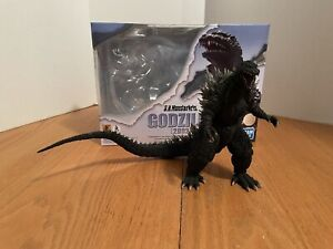 S.H. Monsterarts Godzilla 2002 *Used* (reissue) In Great Condition.