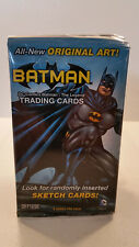DC Comics Batman The Legend Cryptozoic Trading Cards Pack 2012