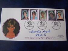 Jennie Bond  -  Autograph - Stamp Stamps