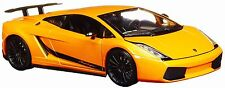 Maisto 1/18 Diecast Model Car Lamborghini Gallardo Superleggera