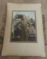 Original WW2 Photo  22 x 15cm