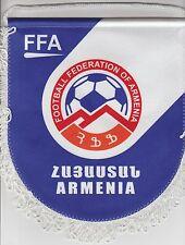 Armenia Inter equipo de fútbol Original Década de 2000 Gran Tamaño banderín Excelente Con