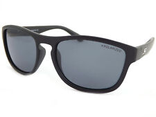 Dirty Dog Polarised Venturer Sunglasses Satin Black  / Grey Polarized 53508
