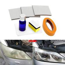 Car Headlamp Polishing Anti-scratch Head Lamp Lense Headlight Restores DIY Kit