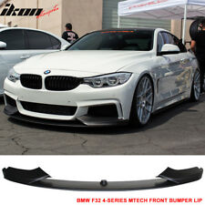 Fits 14-16 BMW F32 4 Series M-Tech Msport Only Front Bumper Lip Spoiler - PP