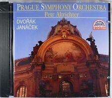 Dvorak - Symphony No. 9, Janacek - Little Vixen, Altrichter, New CD, Rare OOP