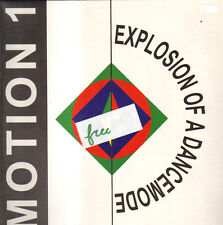 MOTION 1 - Explosion Of A Dancemode - 80 Aum