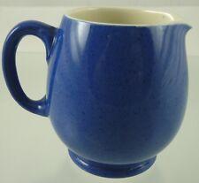 POWDER BLUE or BLUE TABLEWARE SMALL CREAMER BY MOORCROFT ENGLAND