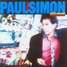 PAUL SIMON - HEARTS AND BONES - 14 TRACK MUSIC CD - BRAND NEW - G124
