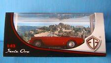 ALFA ROMEO SPIDER 1300 JUNIOR 1970 EDISON EG 1/43 ROSSO ROT ROUGE RED ITALIA
