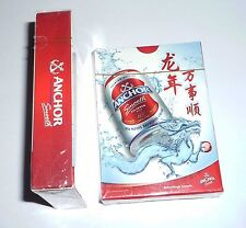 Singapore Playing Cards Anchor Beer Smooth Chinese New Year 2013 Asia Pacific