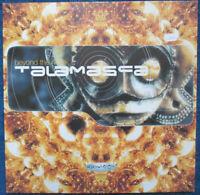 TALAMASCA - Beyond The Mask - 2 x Vinyl LP France 2000 3D Vision