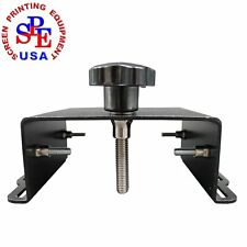 Pallet Bracket for Silk Screen Printing Press Screen Printer Support