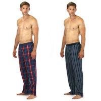 CARGO BAY Mens Woven Lounge Pants Pyjama Bottoms PJS Nightwear Sleepwear Gift