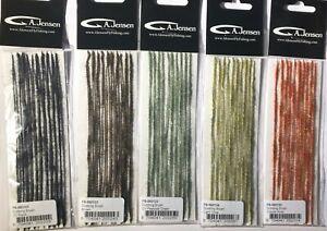 A.Jensen Dubbing Brush - 5 colour variations